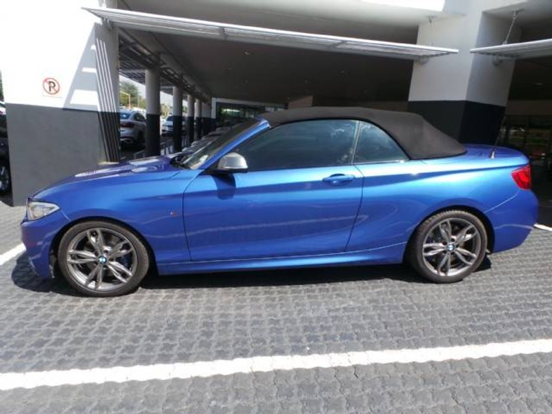 used bmw m2 m240 convertible auto for sale in gauteng id 1811971. Black Bedroom Furniture Sets. Home Design Ideas