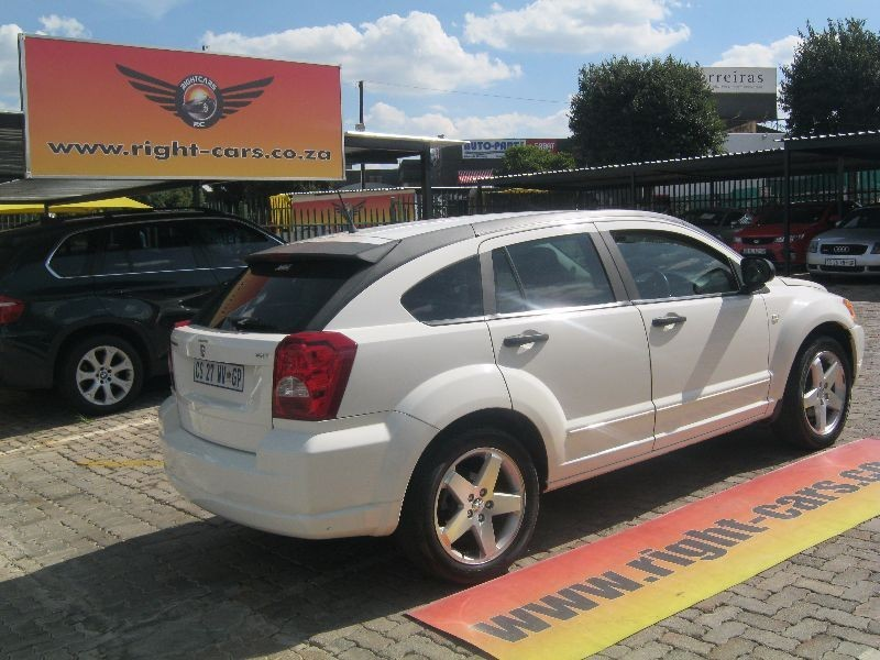 used dodge caliber 1 8 sxt for sale in gauteng id 1812693. Cars Review. Best American Auto & Cars Review