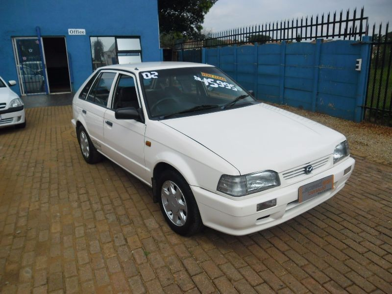 Used Mazda 323 160i Sting Hatch For Sale In Gauteng Cars