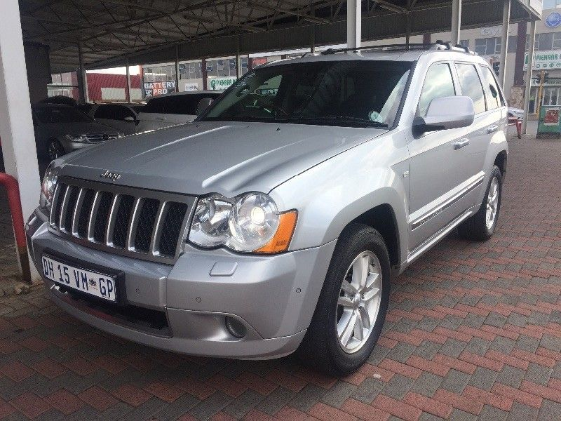 used jeep grand cherokee 3 0 crd overland for sale in gauteng id 1813303. Black Bedroom Furniture Sets. Home Design Ideas