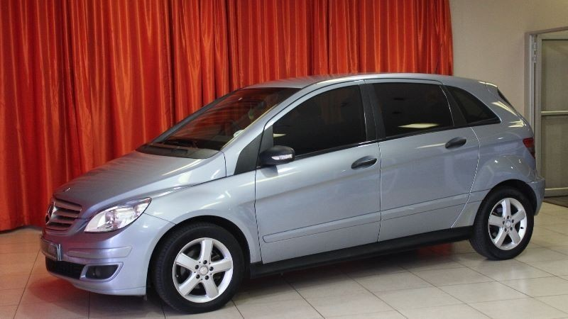 Used Mercedes Benz B Class B170 Auto For Sale In Gauteng