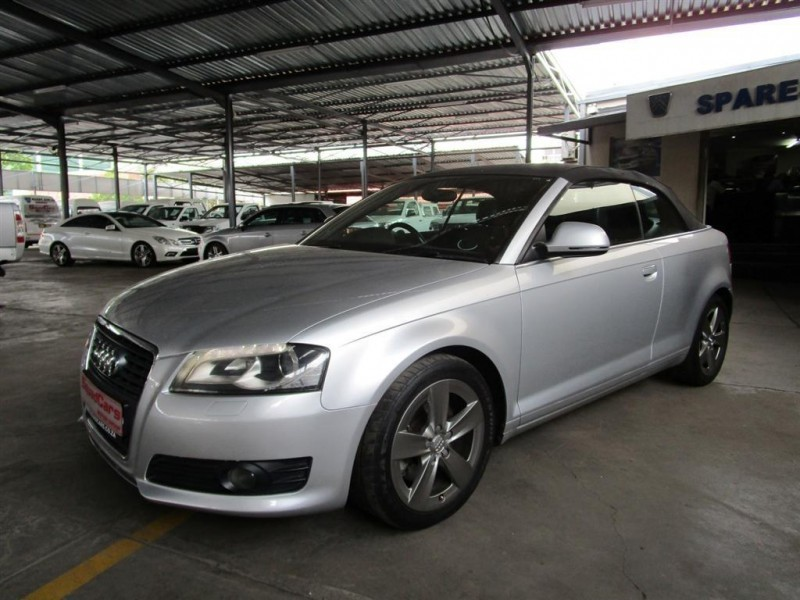 used audi a3 fsi cabriolet a t for sale in gauteng id 1814106. Black Bedroom Furniture Sets. Home Design Ideas