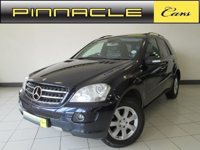 Used mercedes benz m class ml350 4 matic auto for sale in for 2006 mercedes benz ml350 for sale
