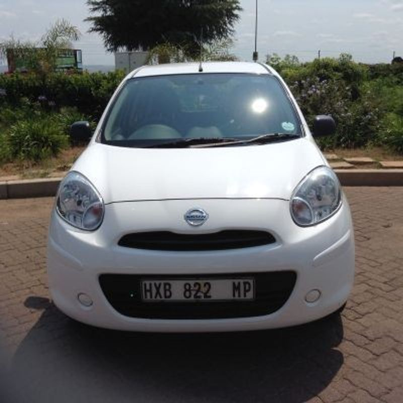 Nissan Witbank Used Cars