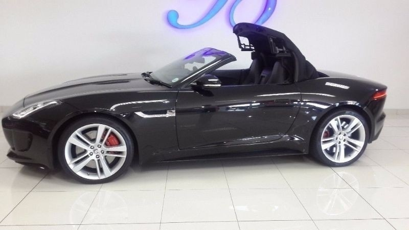 used jaguar f type r 5 0 v8 convertible for sale in western cape id 1815225. Black Bedroom Furniture Sets. Home Design Ideas
