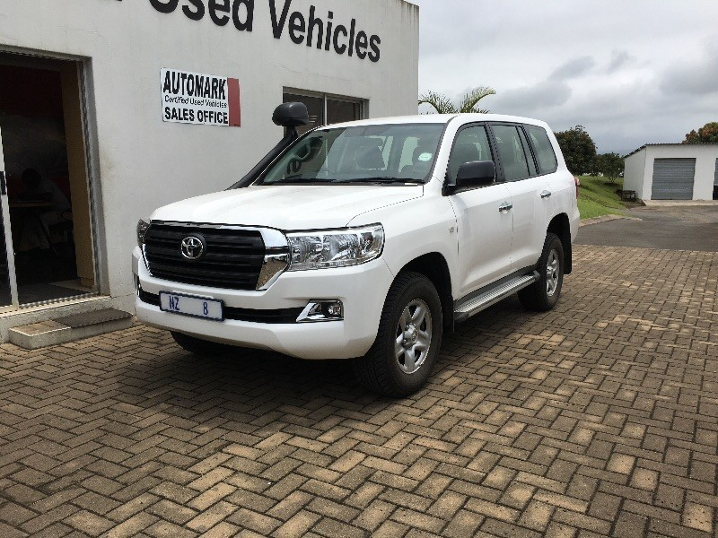 Used Toyota Land Cruiser 200 V8 4 5d Gx Auto For Sale In