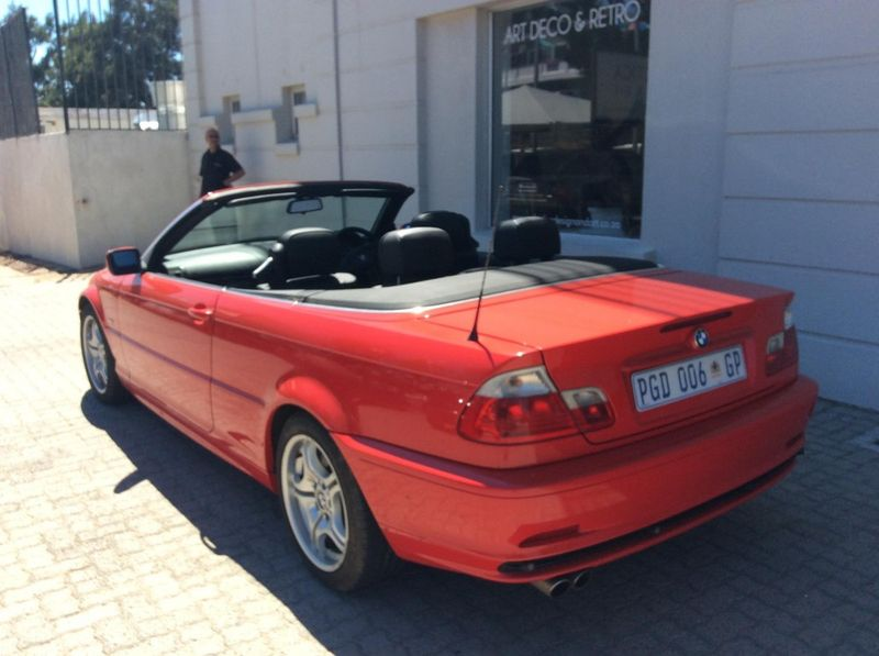 used bmw 3 series 330i ci convertible a t e46 for sale in western cape id 1815976. Black Bedroom Furniture Sets. Home Design Ideas
