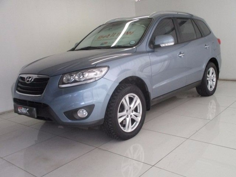 Used Hyundai Santa Fe 2 2 Crdi A T 4x4 7 Seat For Sale In