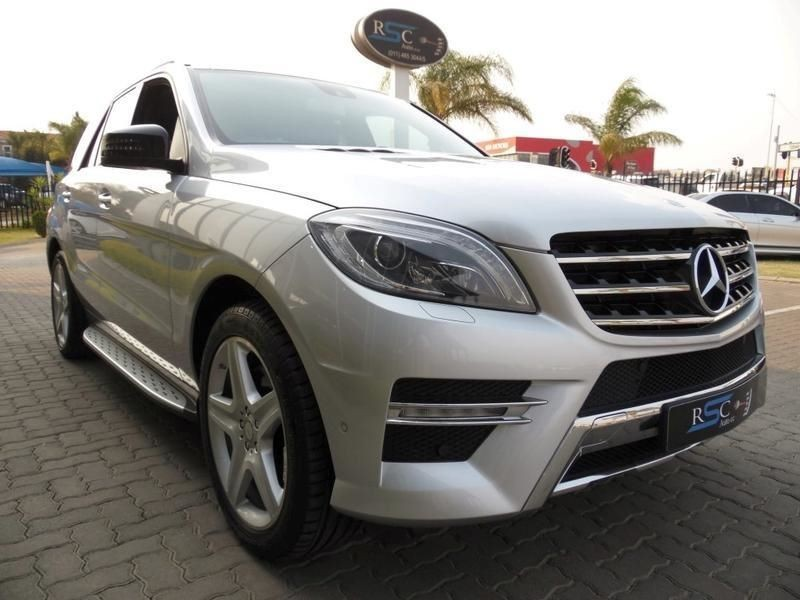 Used mercedes benz m class ml 63 amg for sale in gauteng for 2010 mercedes benz m class for sale