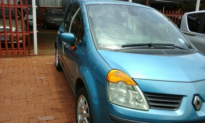 used renault modus 1 4 dynamique for sale in gauteng id 1816570. Black Bedroom Furniture Sets. Home Design Ideas