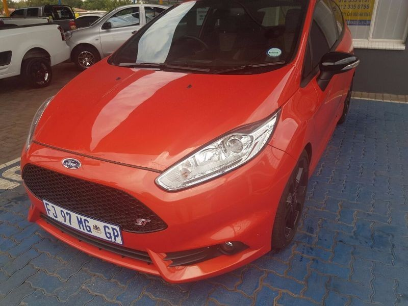 used ford fiesta st 1 6 ecoboost gdti for sale in gauteng id 1816609. Black Bedroom Furniture Sets. Home Design Ideas