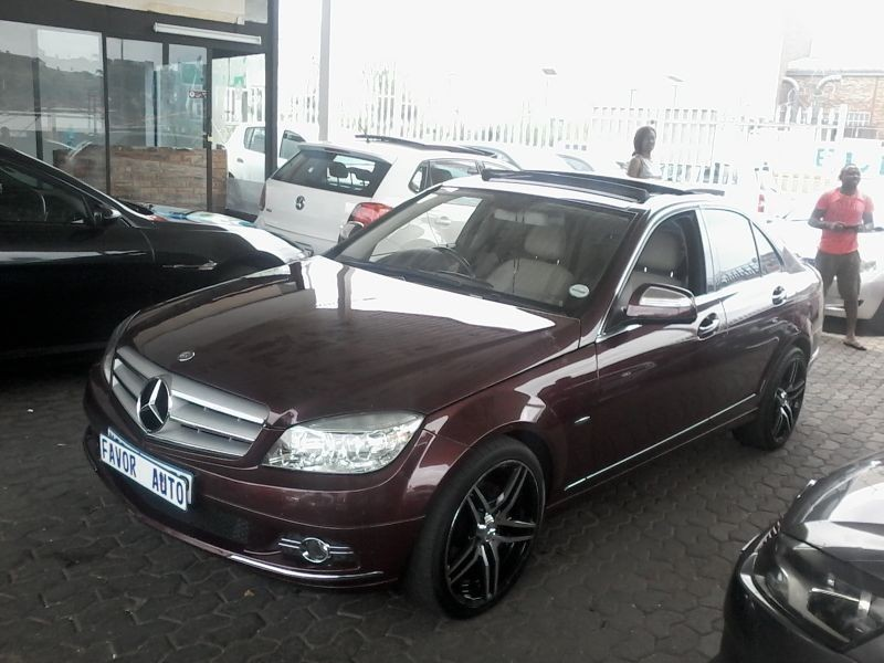 Used mercedes benz c class c 200k classic for sale in for 2008 mercedes benz c class for sale