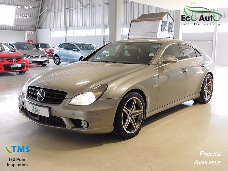 used mercedes benz cls class cls 63 amg for sale in gauteng id 1817495. Black Bedroom Furniture Sets. Home Design Ideas
