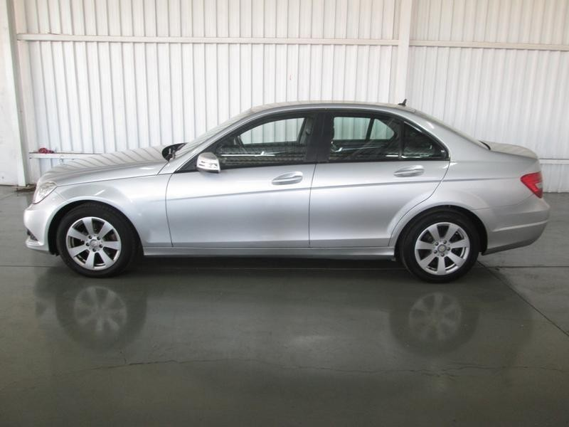 Used mercedes benz c class c200 cdi avantgarde a t for for Silver spring mercedes benz service