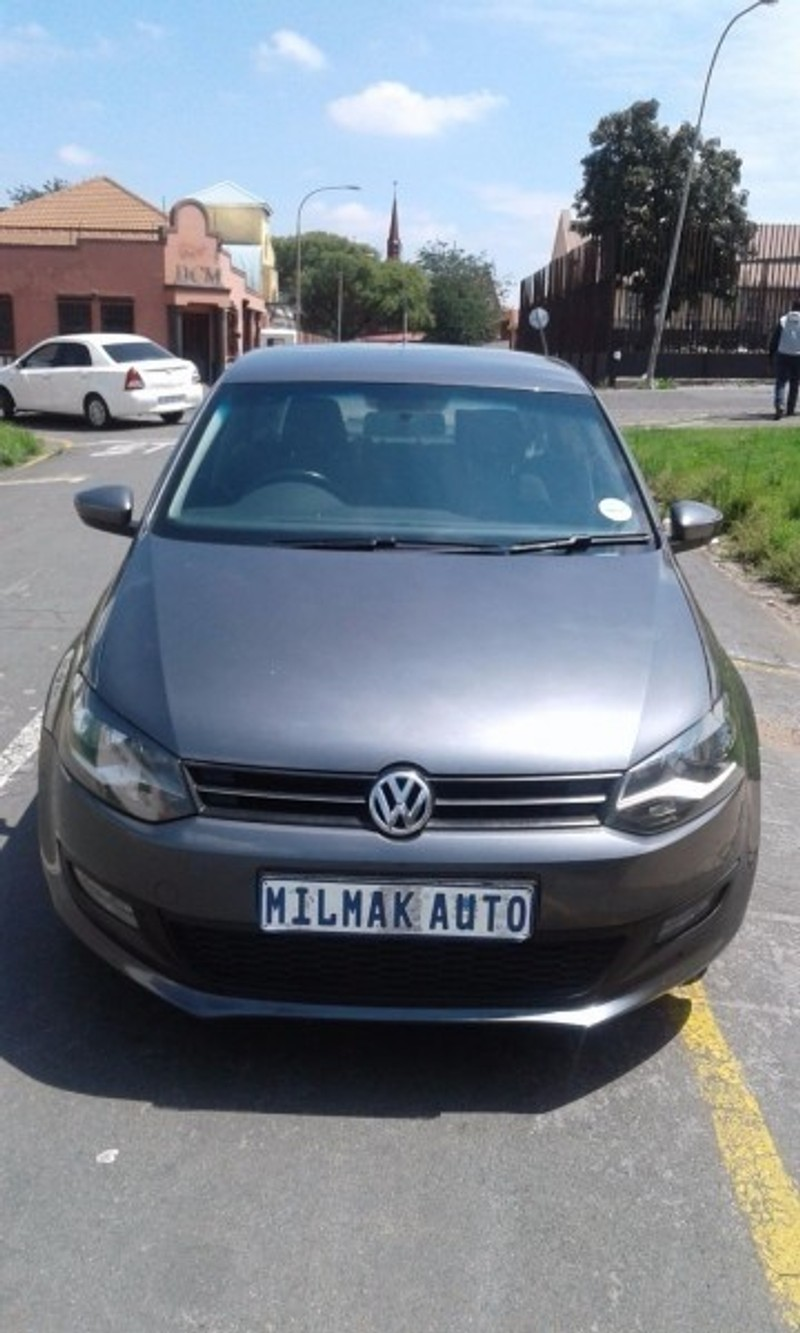 used volkswagen polo 1 4 comfortline 5dr for sale in. Black Bedroom Furniture Sets. Home Design Ideas
