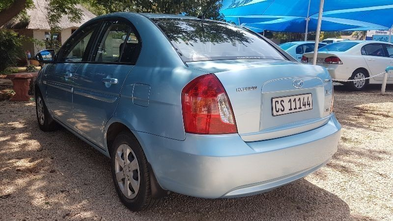 used hyundai accent 1 6 gls for sale in gauteng. Black Bedroom Furniture Sets. Home Design Ideas