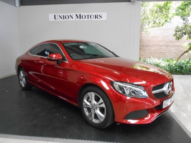 used mercedes benz c class c200 coupe auto for sale in mpumalanga id 1818130. Black Bedroom Furniture Sets. Home Design Ideas