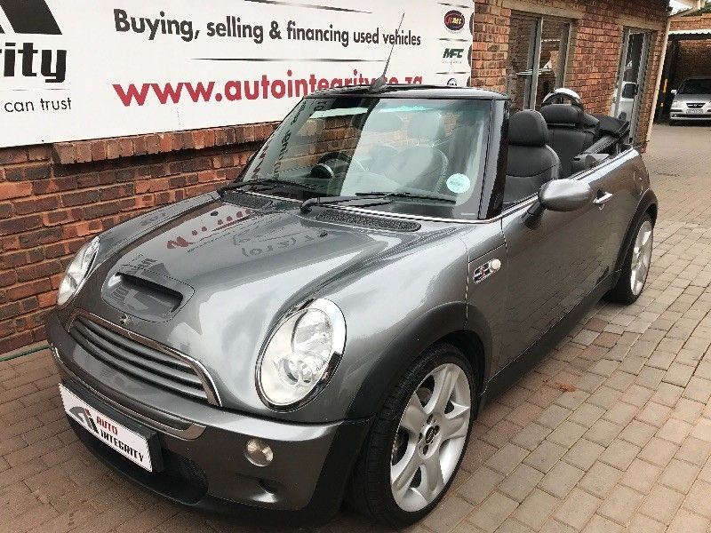 used mini cooper s s convertible for sale in gauteng id 1818290. Black Bedroom Furniture Sets. Home Design Ideas