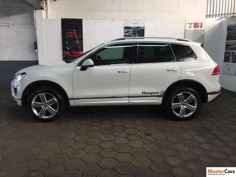 used volkswagen touareg gp 3 0 v6 tdi luxury tip for sale in kwazulu natal id 1818743. Black Bedroom Furniture Sets. Home Design Ideas