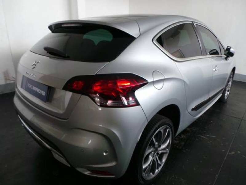 used citroen ds4 2 0 hdi 160 sport 5dr for sale in gauteng. Black Bedroom Furniture Sets. Home Design Ideas