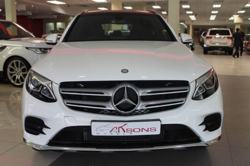used mercedes benz glc 250d amg for sale in kwazulu natal id 1819084. Black Bedroom Furniture Sets. Home Design Ideas