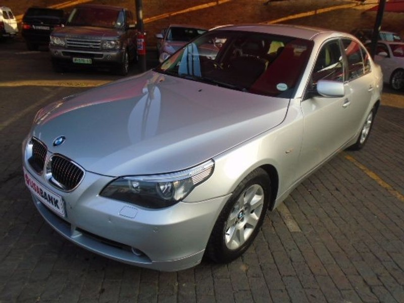 used bmw 5 series 525i a t e60 for sale in gauteng id 1819756. Black Bedroom Furniture Sets. Home Design Ideas