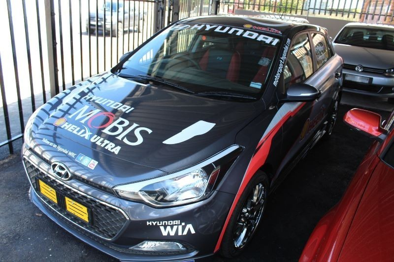 used hyundai i20 1 4 n series for sale in gauteng id 1820334. Black Bedroom Furniture Sets. Home Design Ideas