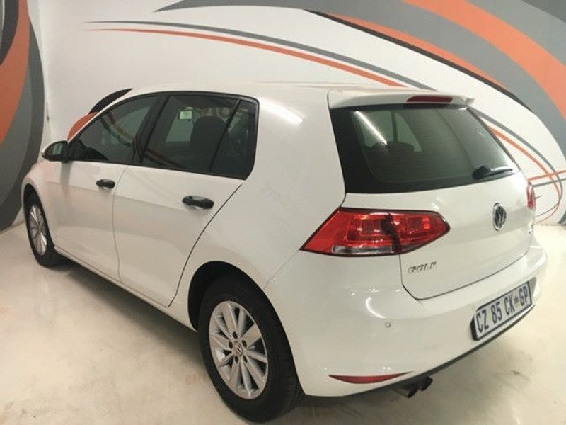 used volkswagen golf vii 1 4 tsi trendline for sale in gauteng id 1820719. Black Bedroom Furniture Sets. Home Design Ideas