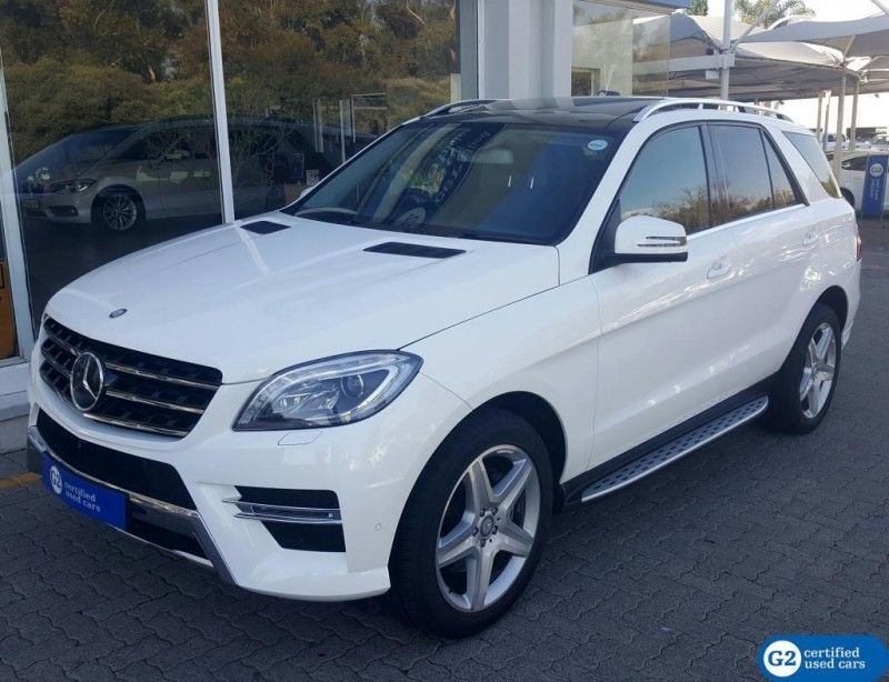 used mercedes benz m class ml 350 bluetec for sale in gauteng id 1821006. Black Bedroom Furniture Sets. Home Design Ideas