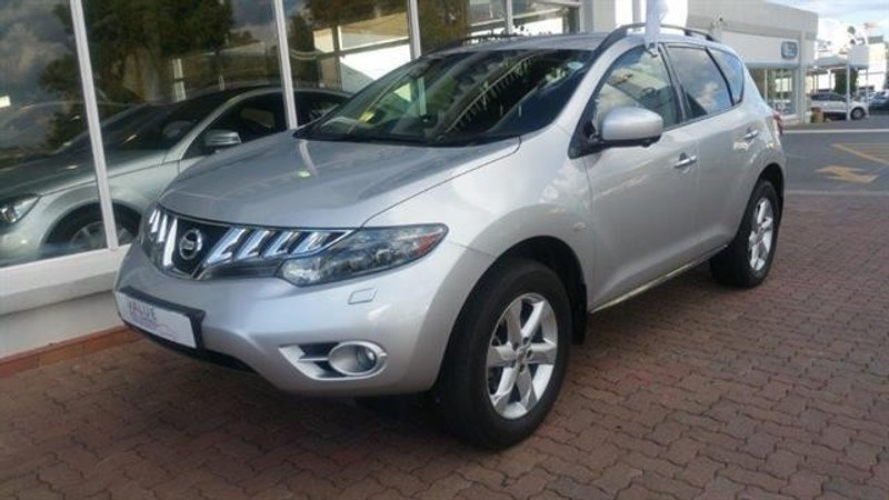 used nissan murano for sale in gauteng id 1821007. Black Bedroom Furniture Sets. Home Design Ideas