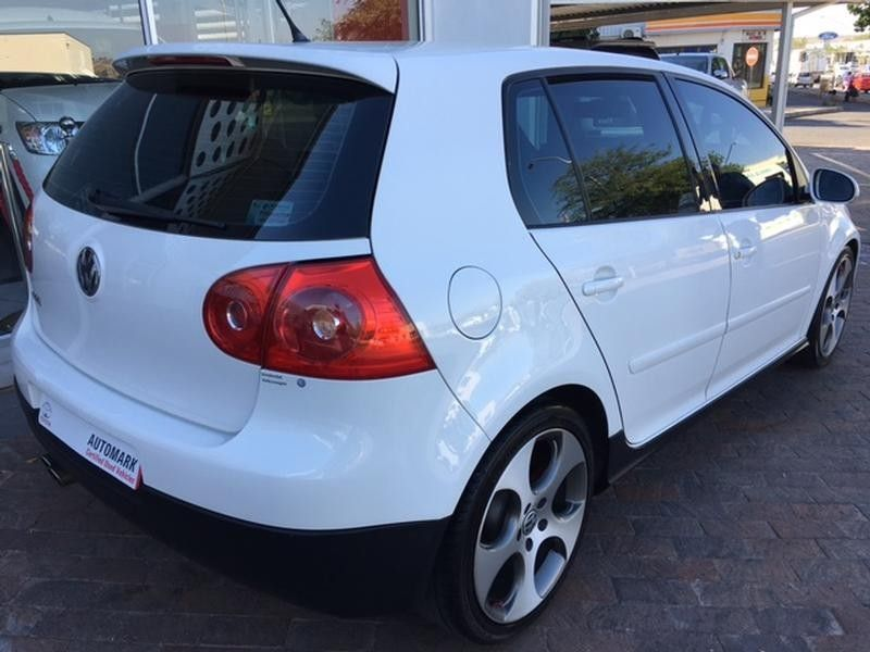 used volkswagen golf gti fsi dsg for sale in western. Black Bedroom Furniture Sets. Home Design Ideas