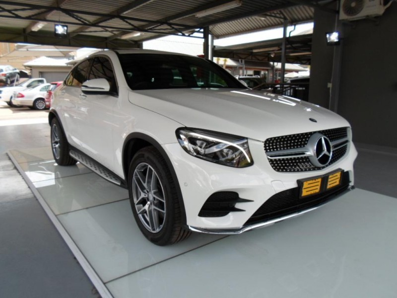 used mercedes benz glc coupe 250d amg for sale in gauteng id 1821123. Black Bedroom Furniture Sets. Home Design Ideas