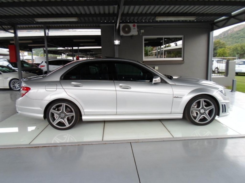 used mercedes benz c class c63 amg for sale in gauteng id 1821124. Black Bedroom Furniture Sets. Home Design Ideas