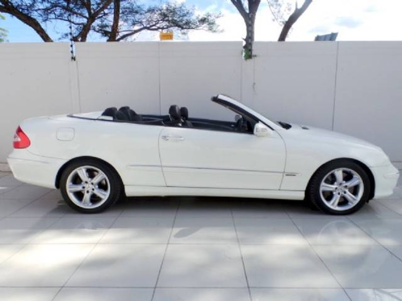 Used mercedes benz clk class clk 500 cabriolet for sale in for Used mercedes benz clk for sale