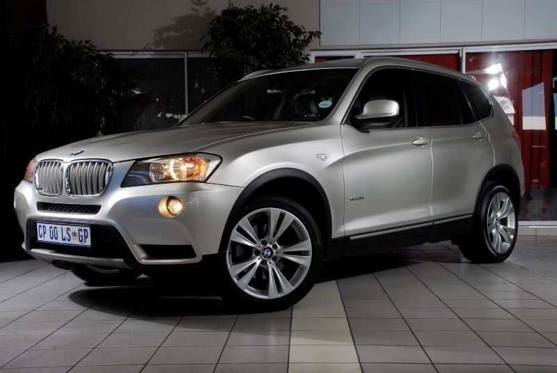 used bmw x3 x drive a t for sale in gauteng id 1821911. Black Bedroom Furniture Sets. Home Design Ideas