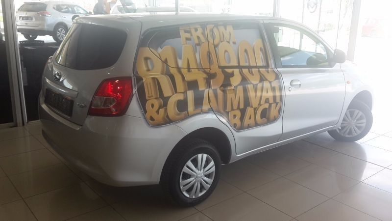 Used Datsun Go Go+ Panel Van with airbag for sale in North ...
