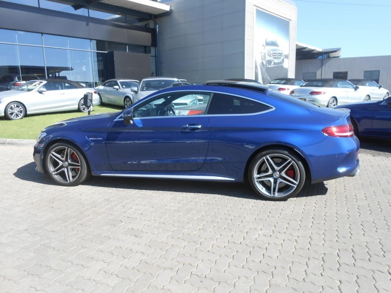 used mercedes benz c class amg coupe c63 s for sale in gauteng id 1822343. Black Bedroom Furniture Sets. Home Design Ideas