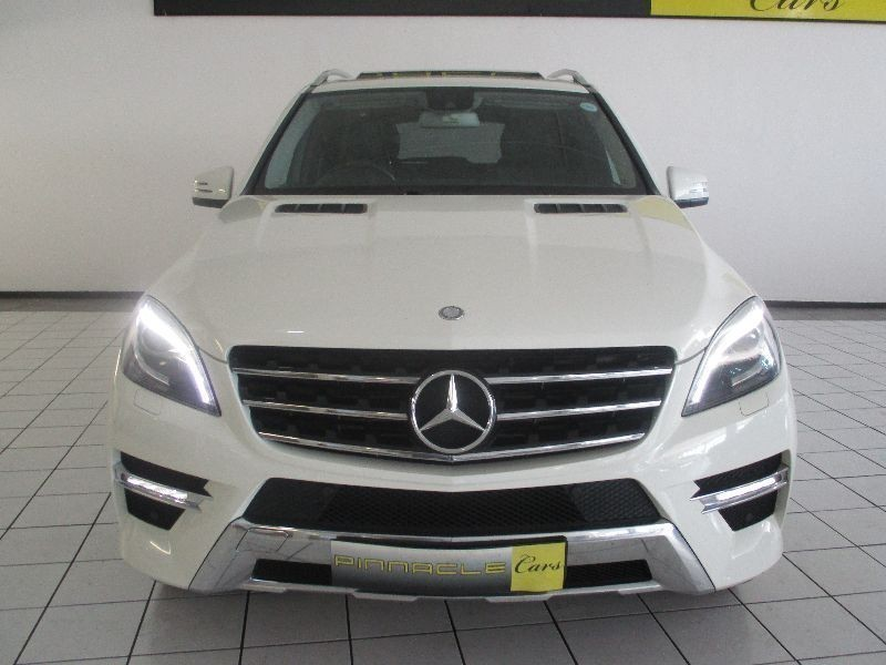 Used Mercedes Benz M Class Ml 350 Bluetec Amg Extended