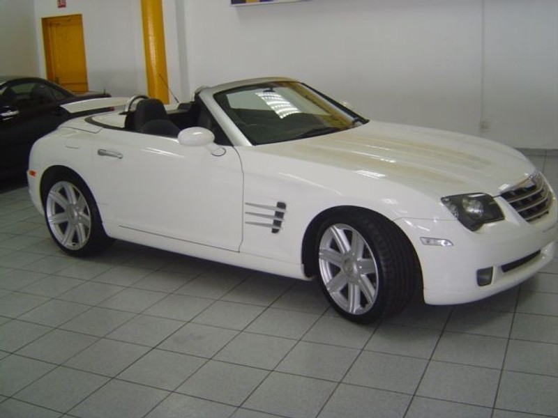 used chrysler crossfire 3 2 v6 roadster a t ltd for sale in western. Cars Review. Best American Auto & Cars Review
