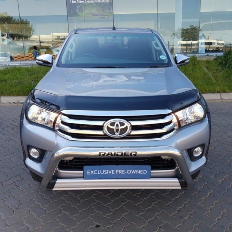 Used Toyota Hilux Toyota Hilux 2.8 GD6 AT 4X2 For Sale In