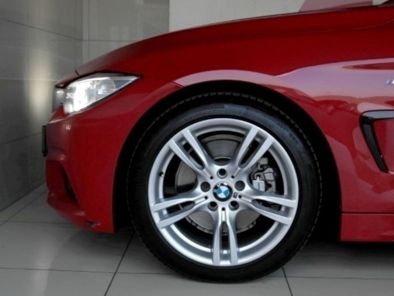Used Bmw 4 Series 428i Coupe M Sport Auto For Sale In