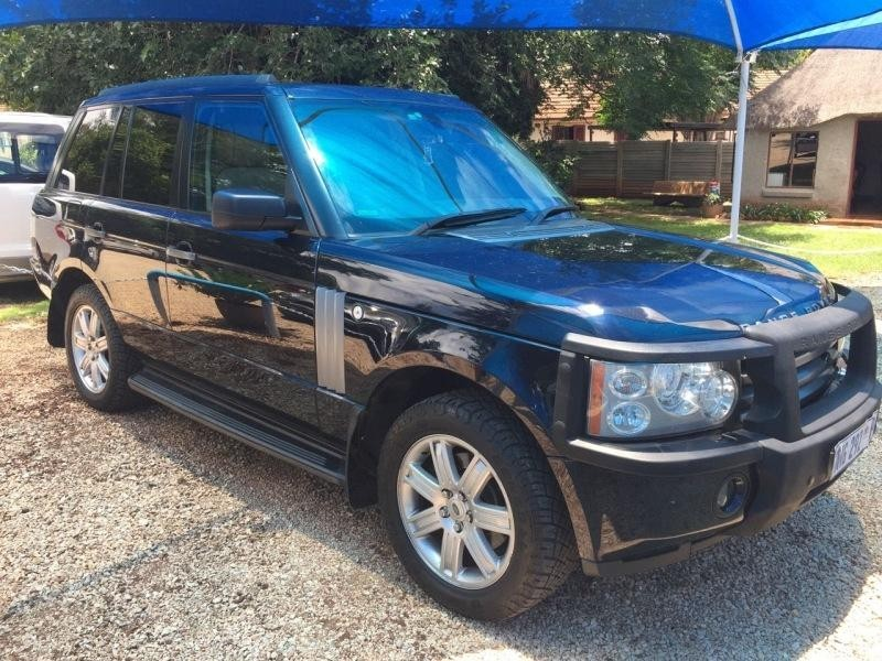 used land rover range rover sport hse 4 4 v8 for sale in gauteng id 1823513. Black Bedroom Furniture Sets. Home Design Ideas