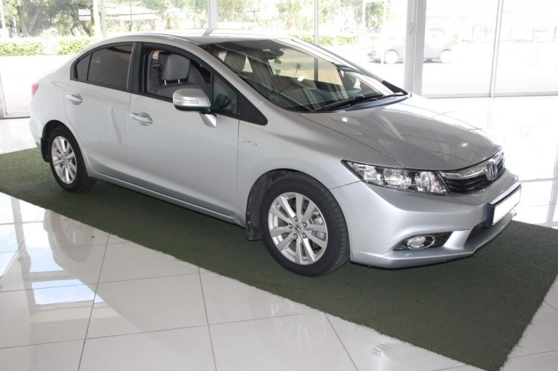 used honda civic 1 8 executive for sale in gauteng id 1823835. Black Bedroom Furniture Sets. Home Design Ideas