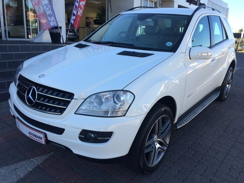 used mercedes benz m class ml 320 cdi a t for sale in gauteng id 1824563. Black Bedroom Furniture Sets. Home Design Ideas