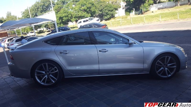 used audi a7 sportback quat stronic for sale in gauteng id 1824565. Black Bedroom Furniture Sets. Home Design Ideas