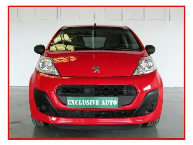 Used Peugeot 107 Trendy For Sale In Gauteng Cars Co Za