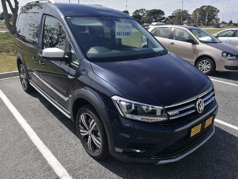 used volkswagen caddy alltrack 2 0 tdi dsg 103kw for sale in eastern cape id. Black Bedroom Furniture Sets. Home Design Ideas