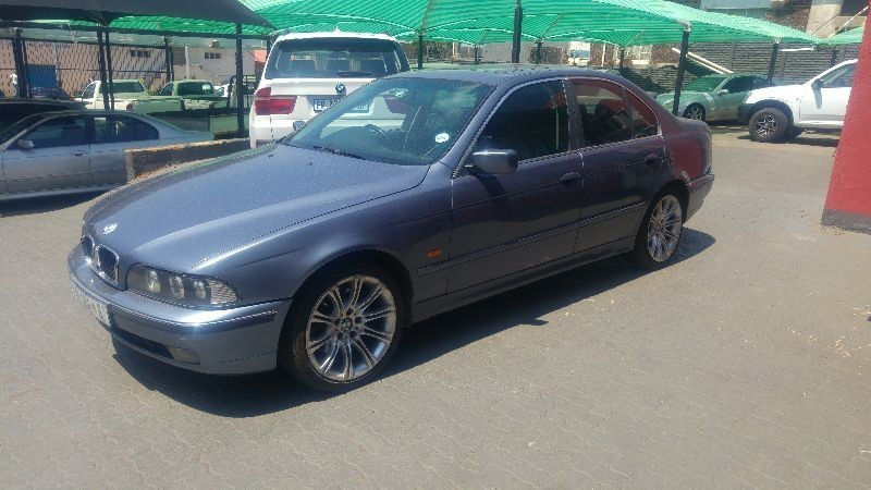 used bmw 5 series 530i e39 for sale in gauteng id 1825782. Black Bedroom Furniture Sets. Home Design Ideas