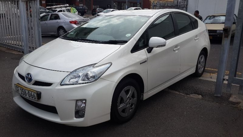 used toyota prius 1 8 advanced 5dr for sale in western cape id 1825823. Black Bedroom Furniture Sets. Home Design Ideas