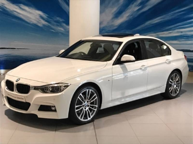 Used Bmw 3 Series 320i M Sport Auto For Sale In Western